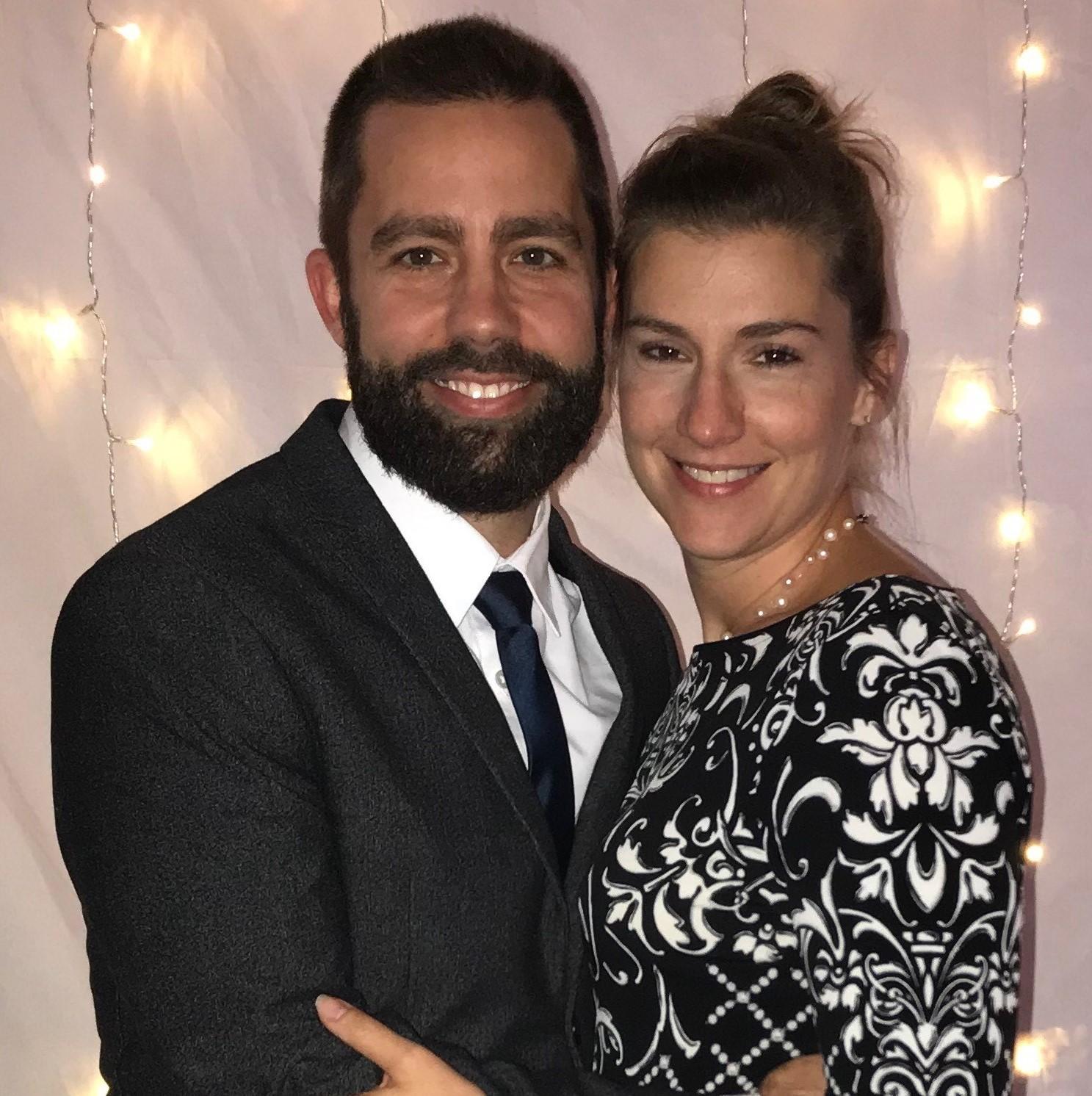 Pastors Jason + Liz Ackerman